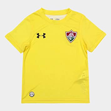 9f308c61e6 Camisa Fluminense I Infantil 17 18 s n Torcedor Under Armour  Amazon ...