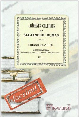 Descargar Libro Crímenes Célebres. Urbano Grandier Alexandre Dumas