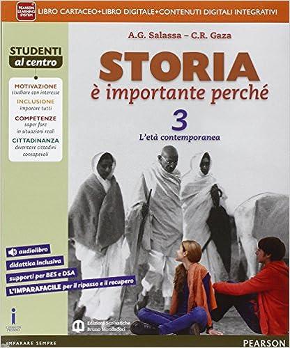 STORIA E' IMPORTANTE PERCHE' VOL. 3