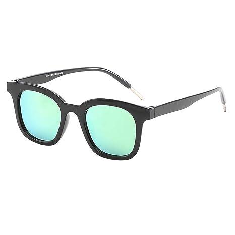 Koojawind Gafas de Sol polarizadas clásicas Lentes espejadas ...