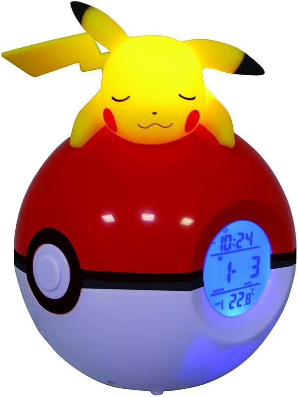 Pokemon-Radio-Reveil-Pikachu-811354 miniature 8