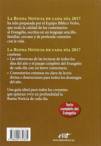 LA BUENA NOTICIA DE CADA DIA 2017 365 días con la Biblia: Amazon.es ...