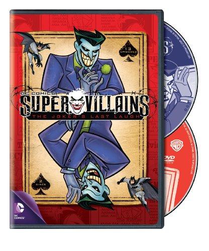 Super Villains: The Jokers Last Laugh]()