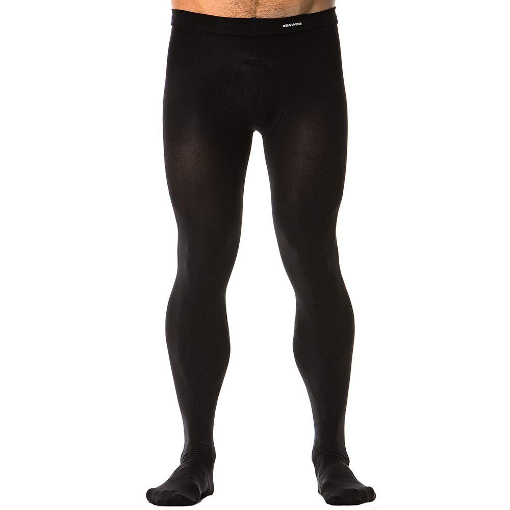 Modus Vivendi Men Tights Black by Modus Vivendi