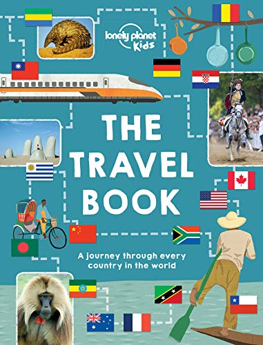 Take a world tour through 200 countries with this brand new edition of the bestselling kids' version of Lonely Planet's popular The Travel Book, loaded with thousands of amazing facts on wildlife, how people live, sports, hideous and mouthwatering...
