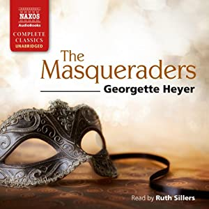 The Masqueraders Audiobook