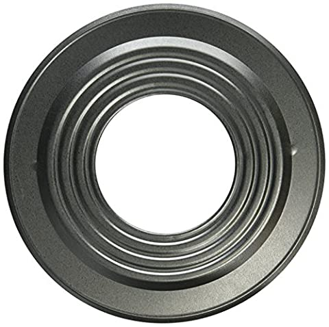 SELKIRK CORP 104460 4-Inch Galvanized Pipe Collar (Stove Pipe Through Wall)