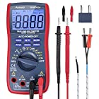 AstroAI Digital Multimeter, TRMS 6000 Counts Multimeters with Manual and Auto Ranging; Measures