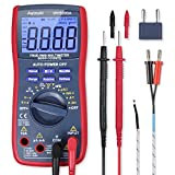 AstroAI Digital Multimeter, TRMS 6000 Counts Multimeters Manual and Auto Ranging; Measures Voltage