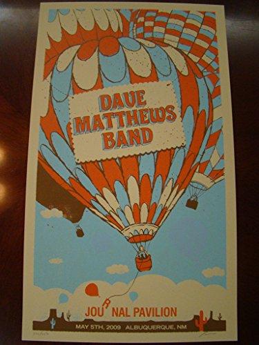 - Dave Matthews Music Poster Dave Matthews Band Methane 2009