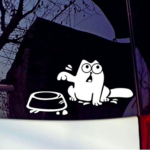 [해외]재미 있은 스티커 데칼 비닐은 Windows, 노트북, 자동차, 트럭, 노트북 등에 대 한 Decal / Bumper 스티커를 죽어./Funny Sticker Decal Vinyl Die Cut Decals/ Bump