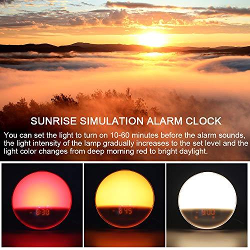 LBell Wake-Up Light Alarm