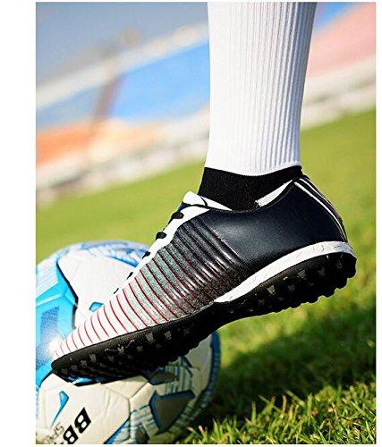 scarpe uomo 41 resistente calcio formazione da usura e traspirante broken donna scarpe Shi18sport all' nail sport aSwnXg