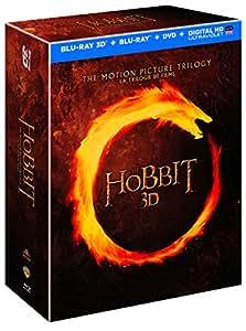 The Hobbit: Trilogy [Blu-ray 3D + Blu-ray + Digital Copy]