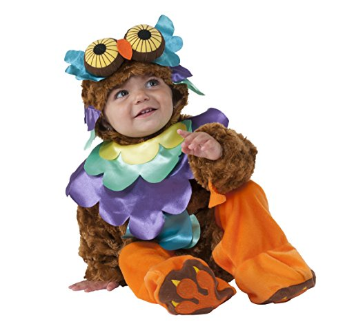 Rubie's Baby's Night Owl Costume, Multi, 6-12