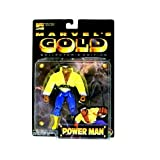 Marvels Gold > Luke Cage Aka Power Man Action Figure