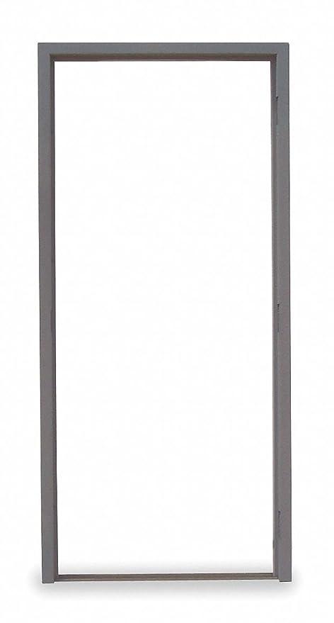 Security Door Frame, Drywall, RH, 37-1/8in. - - Amazon.com