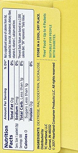 SPLENDA No Calorie Sweetener Packets, 100 Count by Splenda (Image #5)