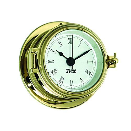 Weems and Plath Endurance II 105 Quartz Clock with Roman Numerals - Collection Plath Endurance