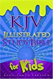 KJV Illustrated Study Bible for Kids, Holman Bible Editors, 1433600633