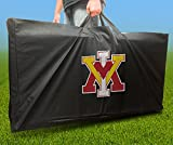 VMI KEYDETS VIRGINIA MILITARY INSTITUTE Officially Licensed CORNHOLE Board CARRYING CASE Storage Carry Bag