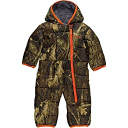 Columbia Baby Boys\' Frosty Freeze Bunting, Timberwolf, 12-18 Months