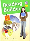 img - for Reading Builder 2 w/Audio CD (Builds Fundamental Reading Skills for Intermediate Learners) book / textbook / text book