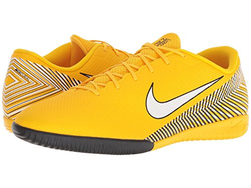 [NIKE(ナイキ)] メンズランニングシューズ?スニーカー?靴 VaporX 12 Academy NJR IC Amarillo/White/Black 12 (30cm) D - Medium