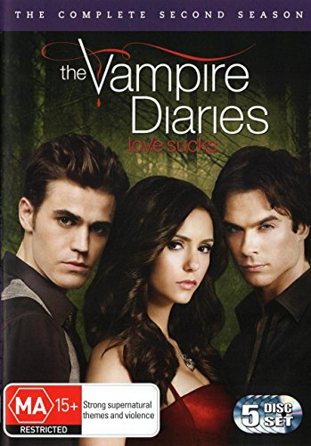 The Vampire Diaries - Season 2 [NON-USA Format / PAL, used for sale  Delivered anywhere in Canada