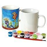 Toyrific Paint Your Own Mug