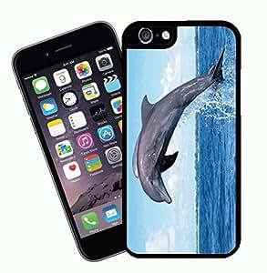 Delfín - esta cubierta cabrá Apple Modelo iPhone 6s (no 6s plus) - Ideas para regalos de Eclipse