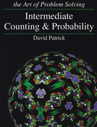 - Art of Problem Solving Intermediate Counting and Probability Textbook and Solutions Manual 2-Book Set