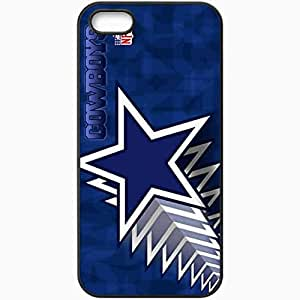 Personalized iPhone 5 5S Cell phone Case/Cover Skin 1610 dallas cowboys Black by lolosakes