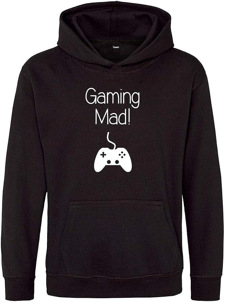 Gaming Mad Hoodie