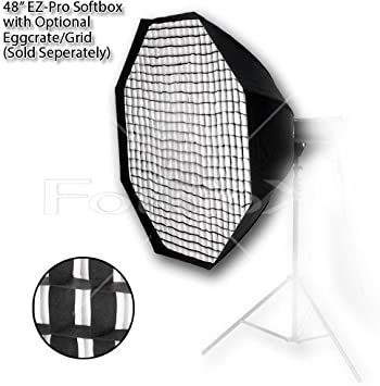 32 x 48 Inches with Speedring for Norman Monolight ML600R ML400R Strobe Light Fotodiox 10SBXNM-M3248EZ Pro Studio Solutions EZ-Pro Softbox Speed Ring and Soft Box
