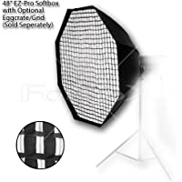 Fotodiox EZ-Pro Octagon Softbox 48 with Speedring for Alien Bees Strobe Light B400, B800, B1600