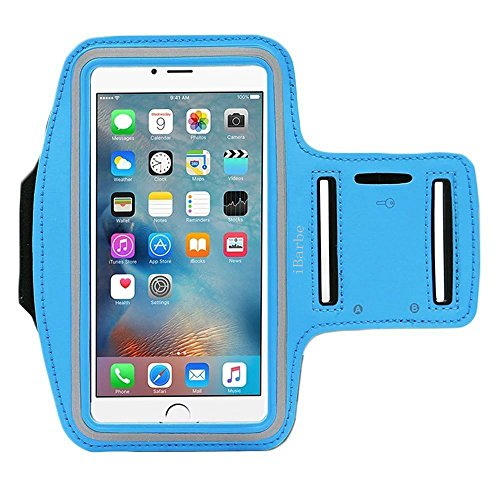 Armband for Apple iPhone 7, 7 Plus,6 6s Plus, LG G5,Samsung Galaxy Note 5 4 3 Note Edge S4 S5 S6 LG G3 G4 G5 Note 4 5 7 Universal case,Great for Running,Exercise Gym Workouts