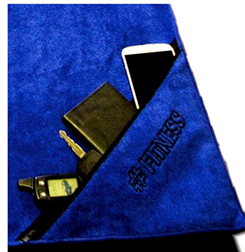 Towel In Gym: Fitness Microfiber Compact Yoga Towel / Gym Towel / Travel