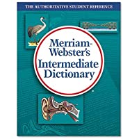 Merriam Webster 79 - Intermediate Dictionary, Grades 5-8, Hardcover, 1,024 Pages