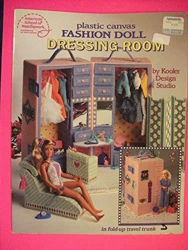 - Plastic Canvas Fashion Doll Dressing Room