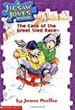 The Case of the Great Sled Race (Jigsaw Jones Mystery, No. 8)