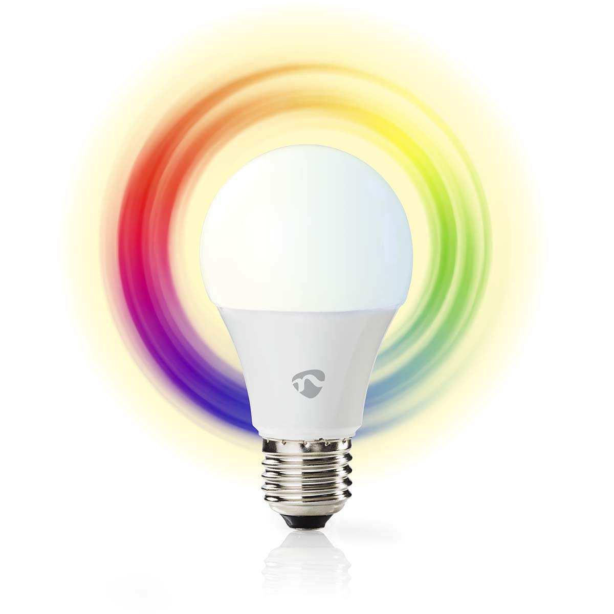 TronicXL 4 Stück RGB WiFi WLAN Lampe LED Leuchtmittel Smart Glühlampe E27 für amazon Alexa Google Home