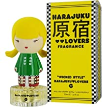 Harajuku Lovers Wicked Style G by Gwen Stefani Eau De Toilette Spray 1 oz Women