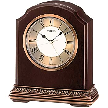 Amazon Com Seiko Classic Table Clocks Qby418g Wall Clock