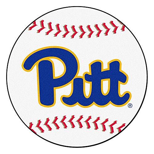 Fan Mats University of Pittsburgh Baseball Area Rug