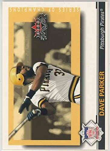2002 Fleer Fall Classics Series of Champions #3 Dave Parker NM-MT Pirates