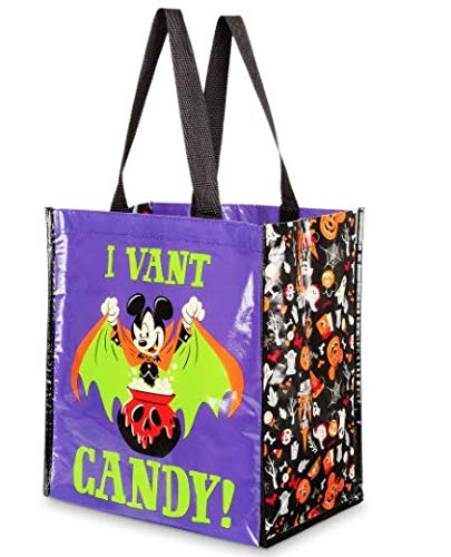 Disney Parks Mickey Mouse and Friends Trick or Treat Halloween Bag -