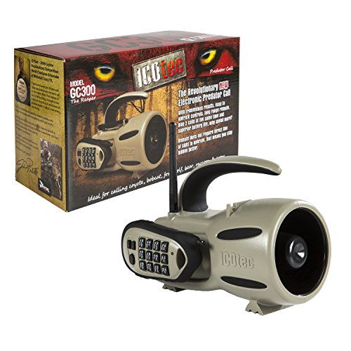 Coyote Call - Icotec GC300 - Call of the Wild Electronic Game Call