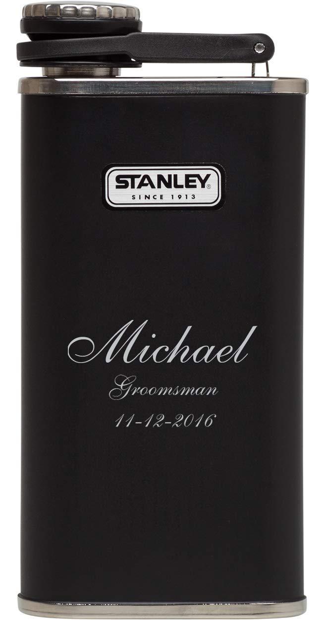 【在庫僅少】 Stanley B01M22ZQ9S 8オンスフラスコ Stanley カスタマイズ可 B01M22ZQ9S, ツクバシ:5022032d --- a0267596.xsph.ru