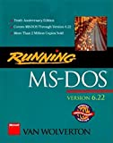 img - for Running MS-DOS (Running series) book / textbook / text book